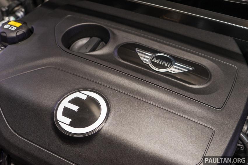F60 MINI Cooper S E Countryman All4 in Malaysia – 1.5 turbo PHEV, 0-100 in 6.8 sec, 2.1 l/100 km, RM256k Image #803111