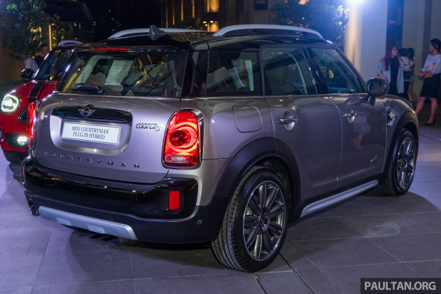 F60 Mini Cooper S E Countryman All4 In Malaysia 15 Turbo Phev 0