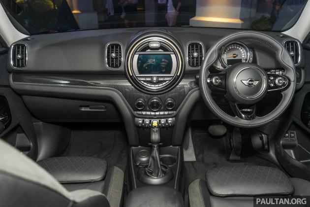 F60 MINI Cooper S E Countryman All4 in Malaysia – 1 5 turbo