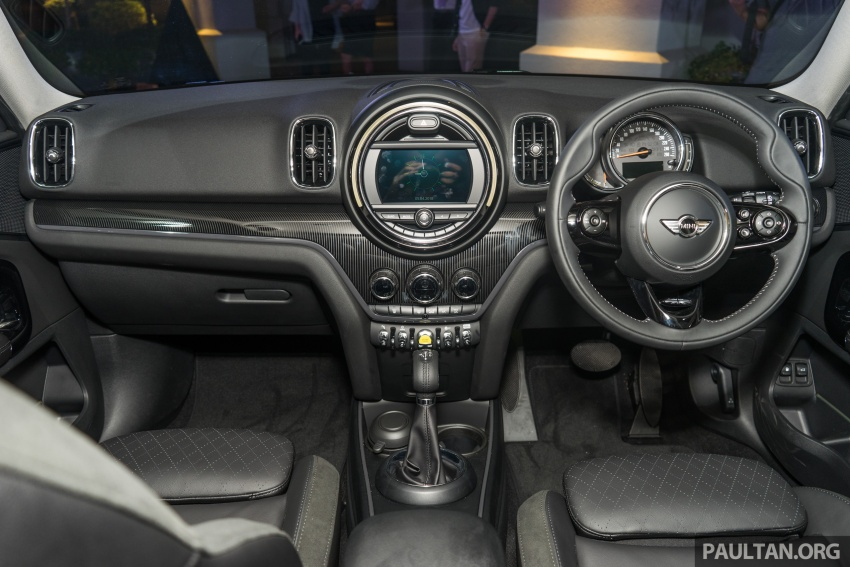 F60 MINI Cooper S E Countryman All4 in Malaysia – 1.5 turbo PHEV, 0-100 in 6.8 sec, 2.1 l/100 km, RM256k Image #803115