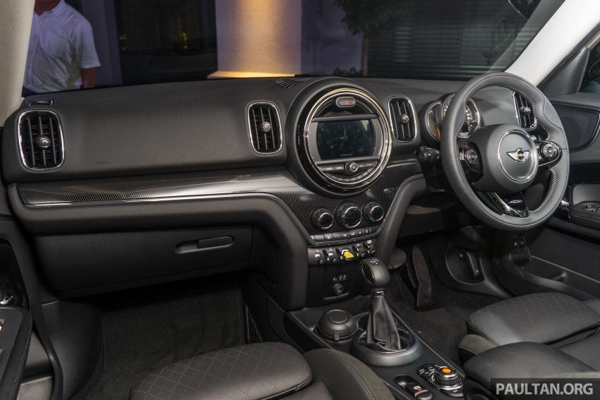 F60 MINI Cooper S E Countryman All4 in Malaysia – 1.5 turbo PHEV, 0-100 in 6.8 sec, 2.1 l/100 km, RM256k Image #803116