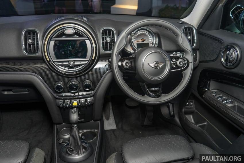 F60 MINI Cooper S E Countryman All4 in Malaysia – 1.5 turbo PHEV, 0-100 in 6.8 sec, 2.1 l/100 km, RM256k Image #803117