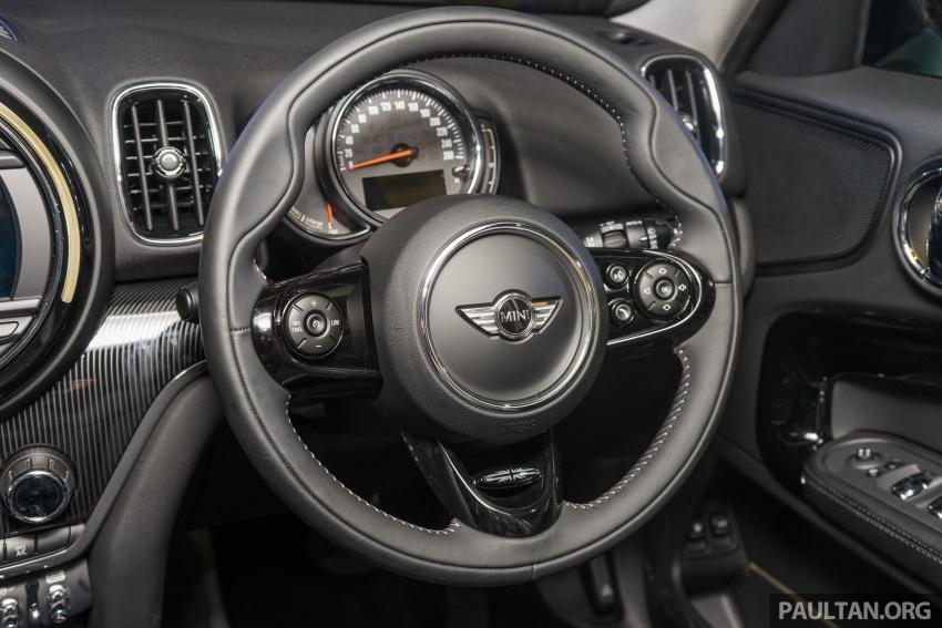 F60 MINI Cooper S E Countryman All4 in Malaysia – 1.5 turbo PHEV, 0-100 in 6.8 sec, 2.1 l/100 km, RM256k Image #803118