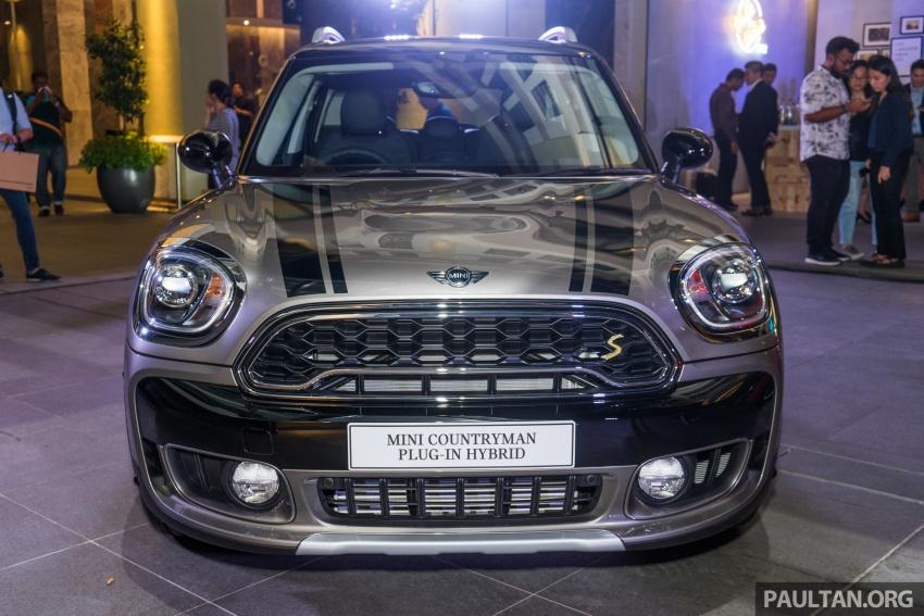 F60 MINI Cooper S E Countryman All4 in Malaysia – 1.5 turbo PHEV, 0-100 in 6.8 sec, 2.1 l/100 km, RM256k Image #803089