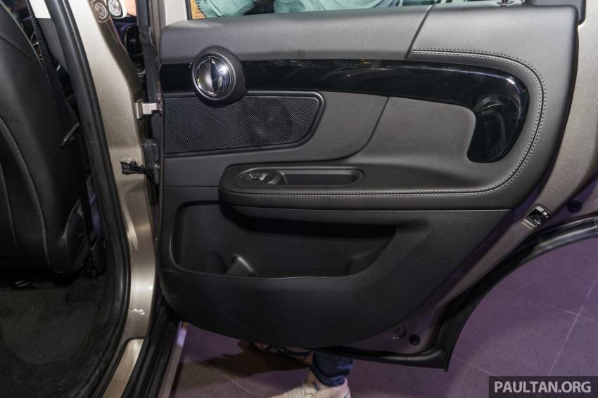 F60 MINI Cooper S E Countryman All4 in Malaysia – 1.5 turbo PHEV, 0-100 in 6.8 sec, 2.1 l/100 km, RM256k Image #803131