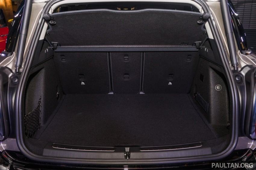 F60 MINI Cooper S E Countryman All4 in Malaysia – 1.5 turbo PHEV, 0-100 in 6.8 sec, 2.1 l/100 km, RM256k Image #803136