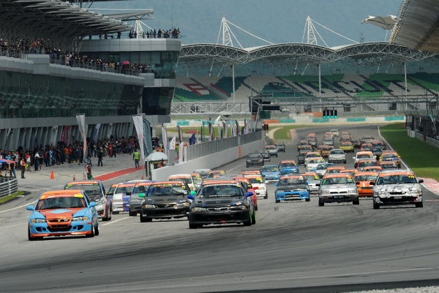Malaysia Speed Festival (MSF Racing) - Paul Tan's Automotive News