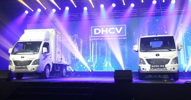 Tata Super Ace Ultra Commercial Vehicles Launched Ckd Local