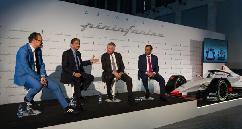 Automobili Pininfarina debuts – EV hypercar in 2020 Image #806963
