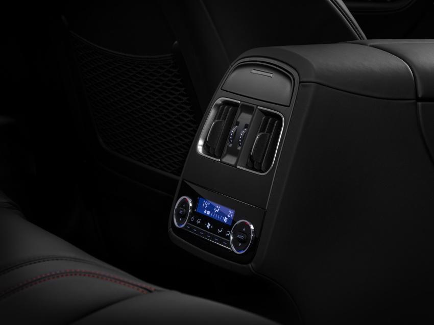Maserati Levante Trofeo revealed with 590 hp V8 power Image #800851