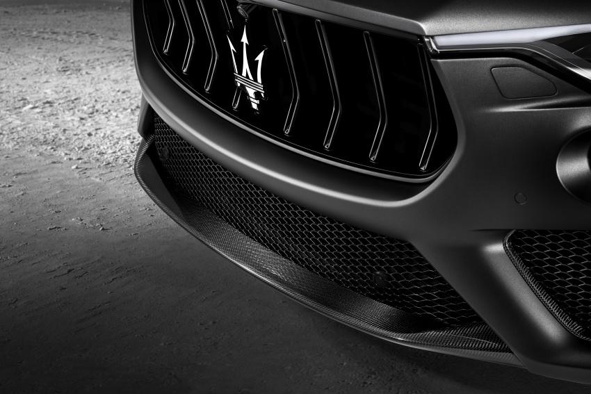 Maserati Levante Trofeo revealed with 590 hp V8 power Image #800863