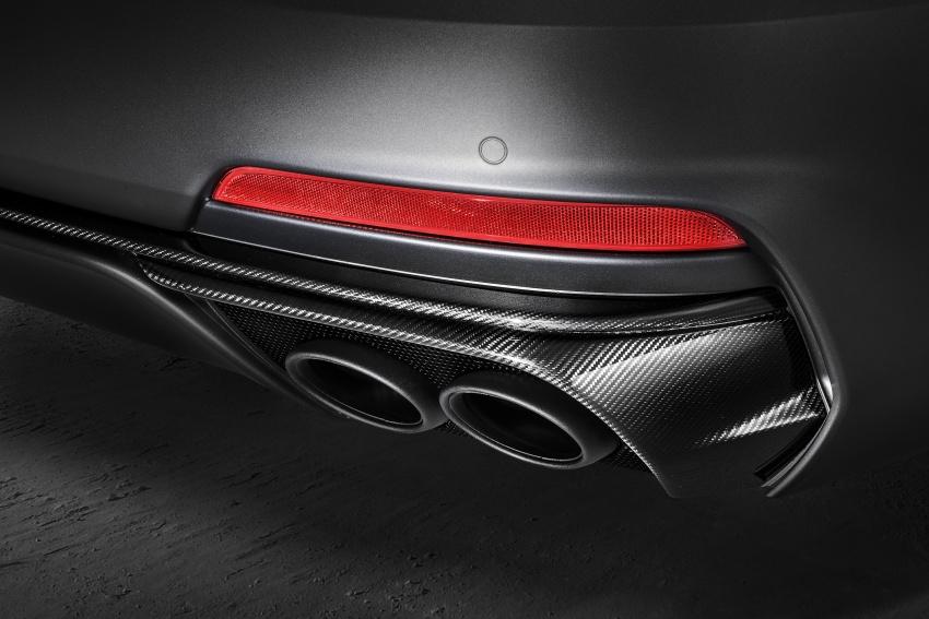 Maserati Levante Trofeo revealed with 590 hp V8 power Image #800865