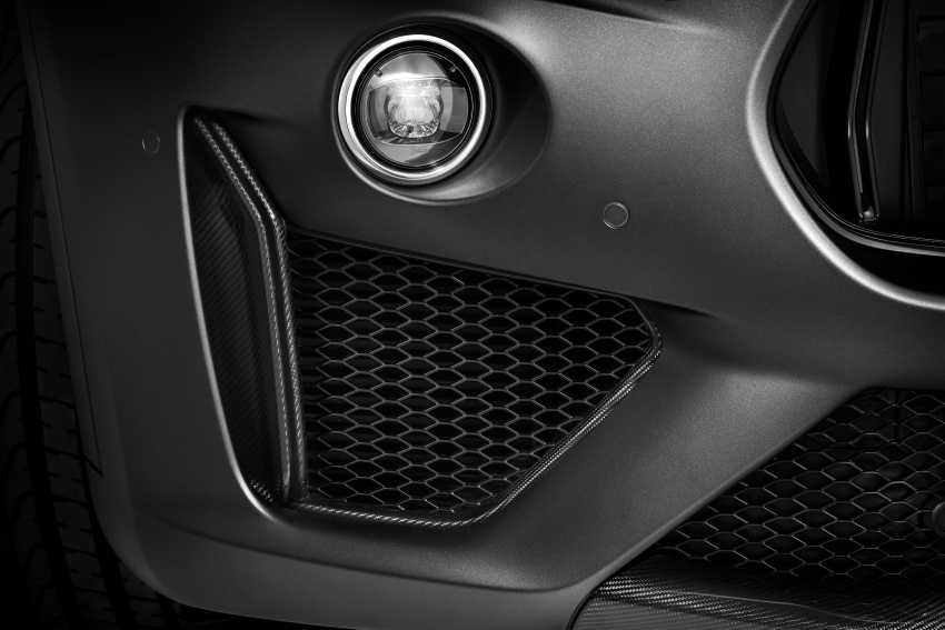 Maserati Levante Trofeo revealed with 590 hp V8 power Image #800872