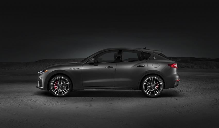 Maserati Levante Trofeo revealed with 590 hp V8 power Image #800875