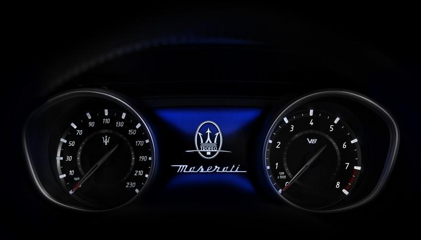 Maserati Levante Trofeo revealed with 590 hp V8 power Image #800856