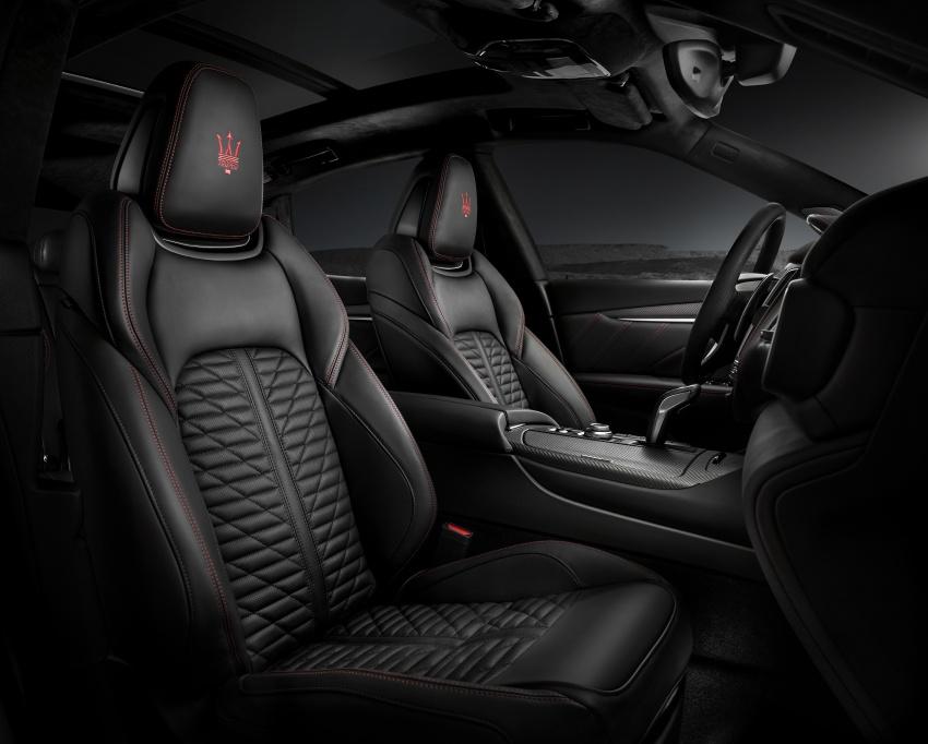 Maserati Levante Trofeo revealed with 590 hp V8 power Image #800860