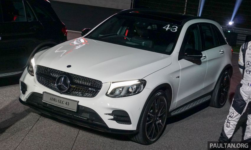 Mercedes-AMG C43 Sedan and GLC43 CKD now in M'sia – from RM409k and RM469k; up to RM91k less Image #811504