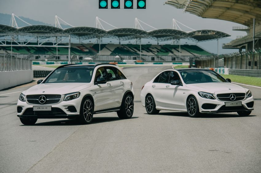 Mercedes-AMG C43 Sedan and GLC43 CKD now in M'sia – from RM409k and RM469k; up to RM91k less Image #813286