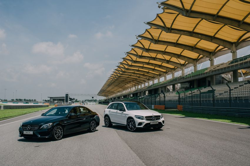 Mercedes-AMG C43 Sedan and GLC43 CKD now in M'sia – from RM409k and RM469k; up to RM91k less Image #813287