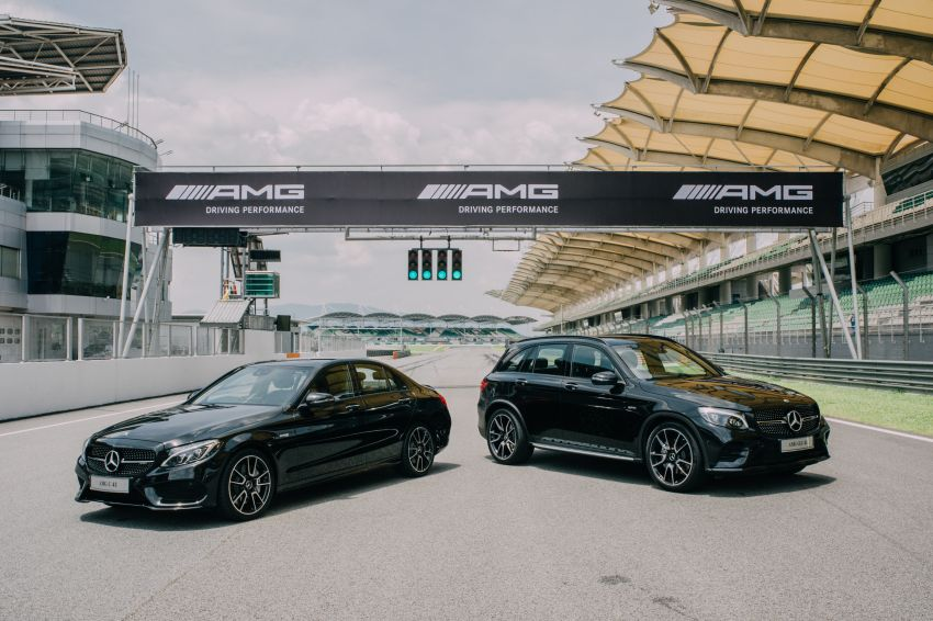 Mercedes-AMG C43 Sedan and GLC43 CKD now in M'sia – from RM409k and RM469k; up to RM91k less Image #813293