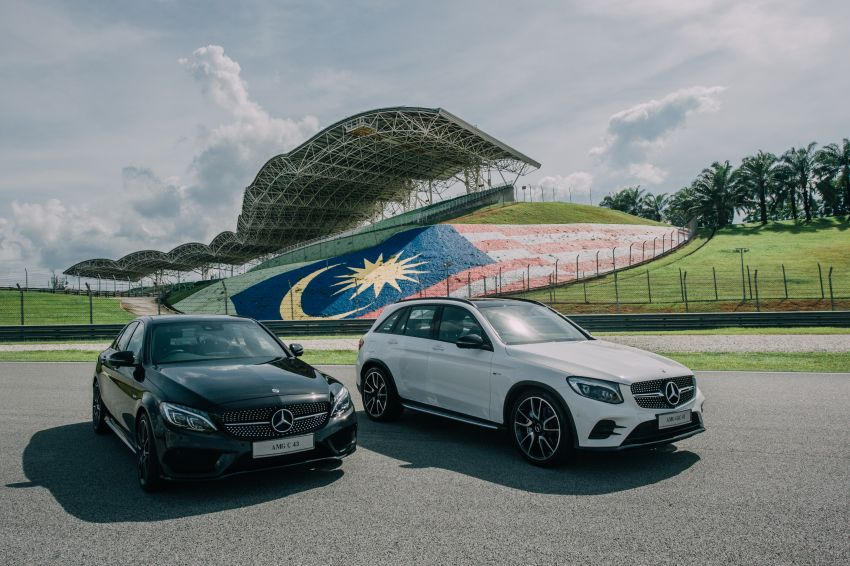 Mercedes-AMG C43 Sedan and GLC43 CKD now in M'sia – from RM409k and RM469k; up to RM91k less Image #813302