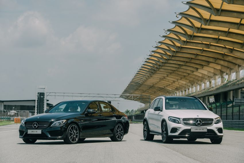 Mercedes-AMG C43 Sedan and GLC43 CKD now in M'sia – from RM409k and RM469k; up to RM91k less Image #813281