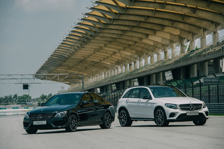 Mercedes-AMG C43 Sedan and GLC43 CKD now in M'sia – from RM409k and RM469k; up to RM91k less Image #813282
