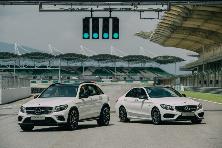 Mercedes-AMG C43 Sedan and GLC43 CKD now in M'sia – from RM409k and RM469k; up to RM91k less Image #813285