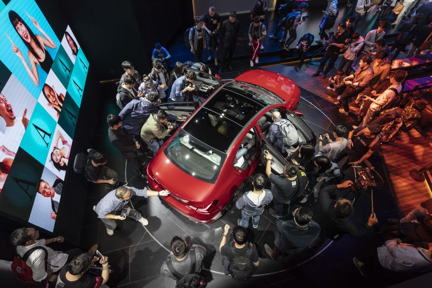 Z177 Mercedes-Benz A-Class L Sedan revealed in Beijing – alternate version for other markets in H2 2018 Image #810582