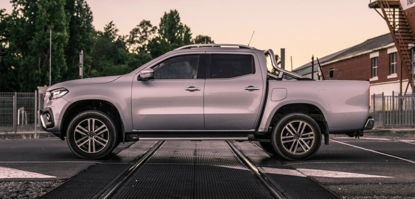 Mercedes-Benz X-Class launched in Australia – MBM confirms no plans to introduce pick-up in Malaysia Image #806547