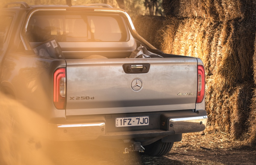 Mercedes-Benz X-Class launched in Australia – MBM confirms no plans to introduce pick-up in Malaysia Image #806550