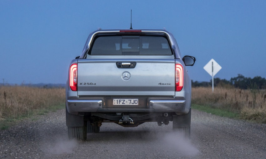 Mercedes-Benz X-Class launched in Australia – MBM confirms no plans to introduce pick-up in Malaysia Image #806502