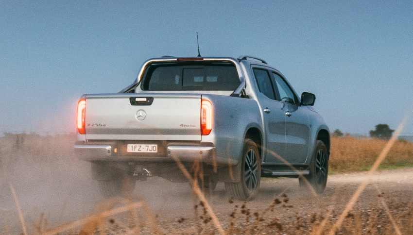 Mercedes-Benz X-Class launched in Australia – MBM confirms no plans to introduce pick-up in Malaysia Image #806503