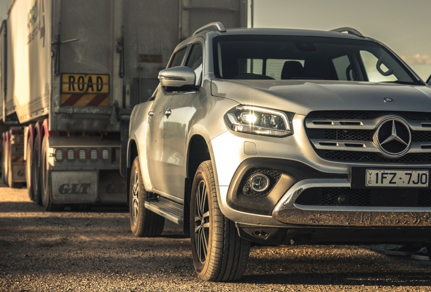Mercedes-Benz X-Class launched in Australia – MBM confirms no plans to introduce pick-up in Malaysia Image #806506