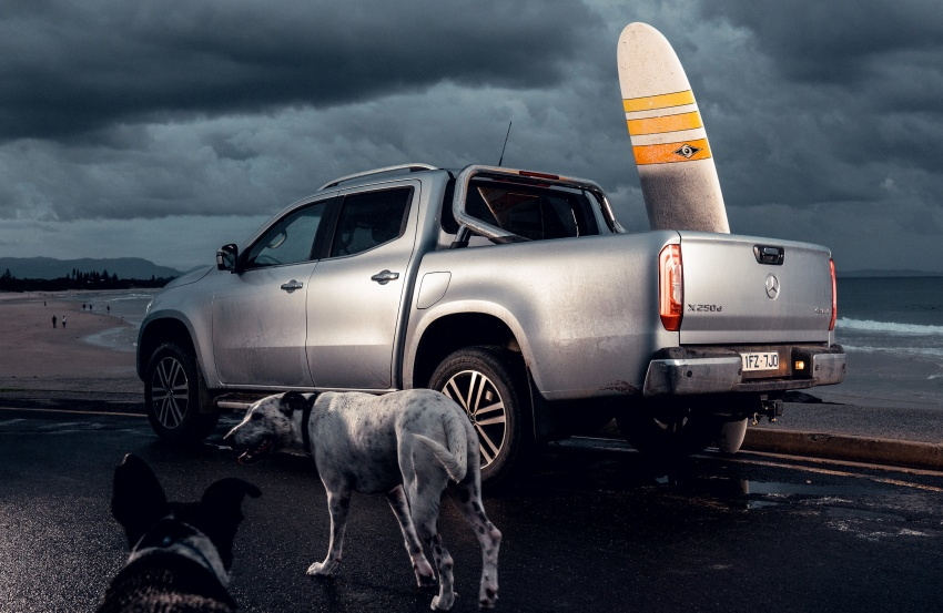 Mercedes-Benz X-Class launched in Australia – MBM confirms no plans to introduce pick-up in Malaysia Image #806516