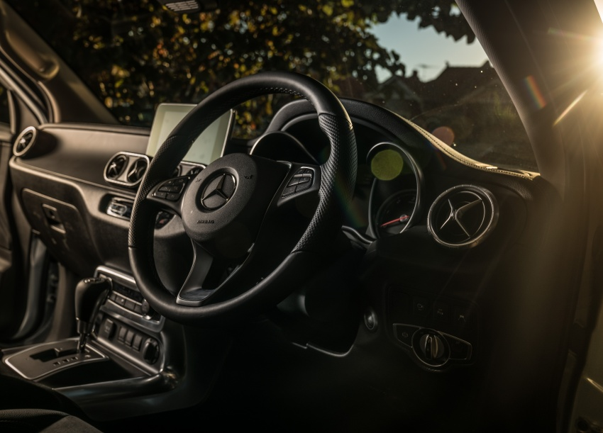 Mercedes-Benz X-Class launched in Australia – MBM confirms no plans to introduce pick-up in Malaysia Image #806521