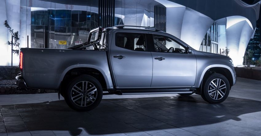 Mercedes-Benz X-Class launched in Australia – MBM confirms no plans to introduce pick-up in Malaysia Image #806533