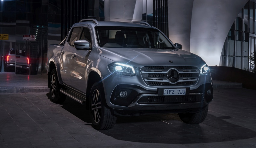 Mercedes-Benz X-Class launched in Australia – MBM confirms no plans to introduce pick-up in Malaysia Image #806536