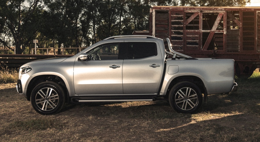 Mercedes-Benz X-Class launched in Australia – MBM confirms no plans to introduce pick-up in Malaysia Image #806538