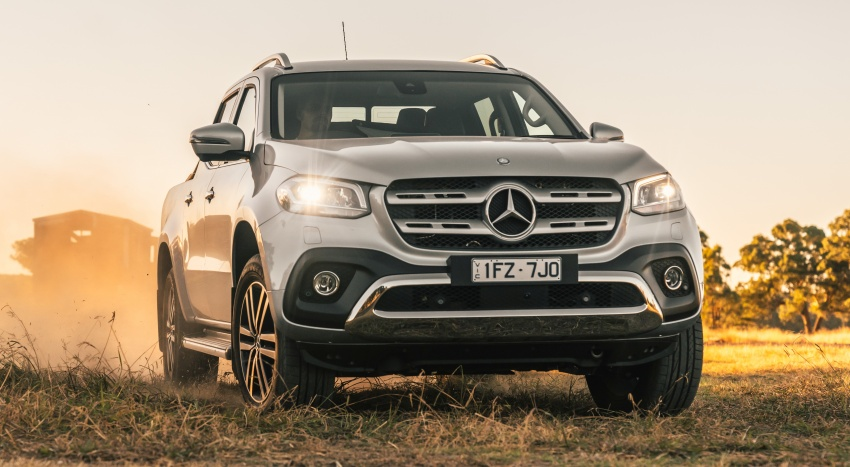 Mercedes-Benz X-Class launched in Australia – MBM confirms no plans to introduce pick-up in Malaysia Image #806541