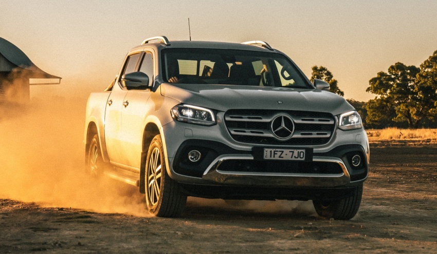 Mercedes-Benz X-Class launched in Australia – MBM confirms no plans to introduce pick-up in Malaysia Image #806542