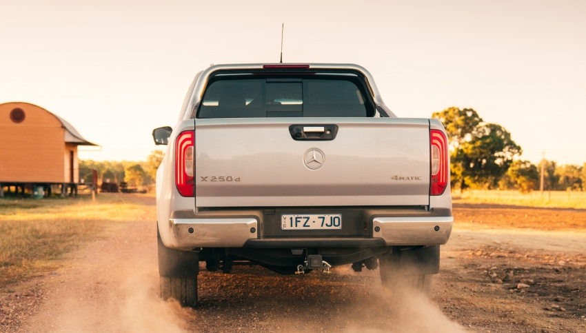 Mercedes-Benz X-Class launched in Australia – MBM confirms no plans to introduce pick-up in Malaysia Image #806543