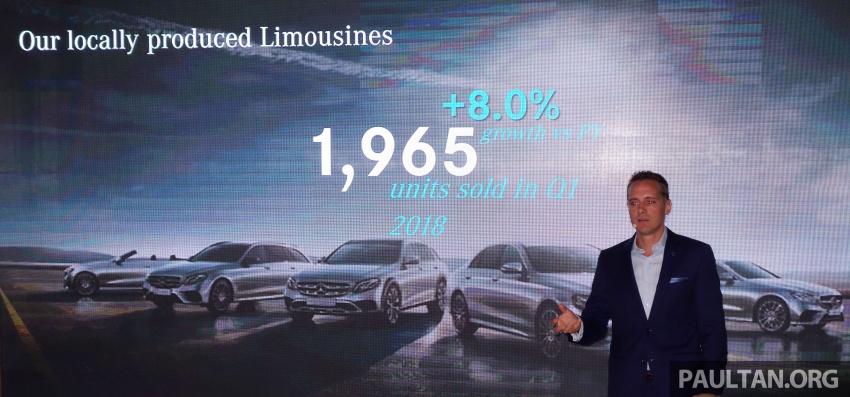 Mercedes-Benz Malaysia catat rekod jualan Q1 terbaik setakat ini – 3,335 unit terjual, peningkatan 13.2% Image #805742