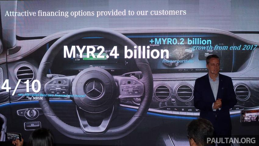 Mercedes-Benz Malaysia catat rekod jualan Q1 terbaik setakat ini – 3,335 unit terjual, peningkatan 13.2% Image #805745