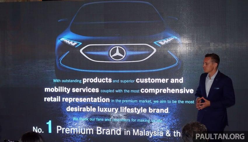 Mercedes-Benz Malaysia catat rekod jualan Q1 terbaik setakat ini – 3,335 unit terjual, peningkatan 13.2% Image #805747
