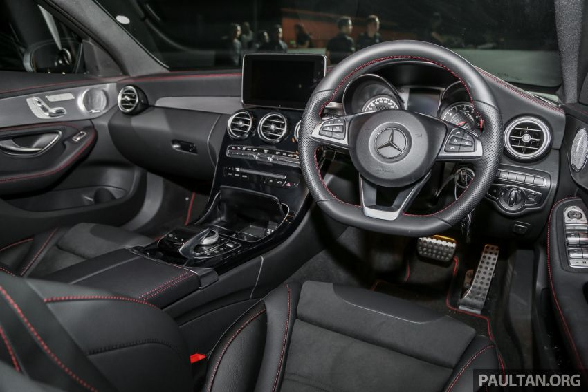 Mercedes-AMG C43 Sedan and GLC43 CKD now in M'sia – from RM409k and RM469k; up to RM91k less Image #811530