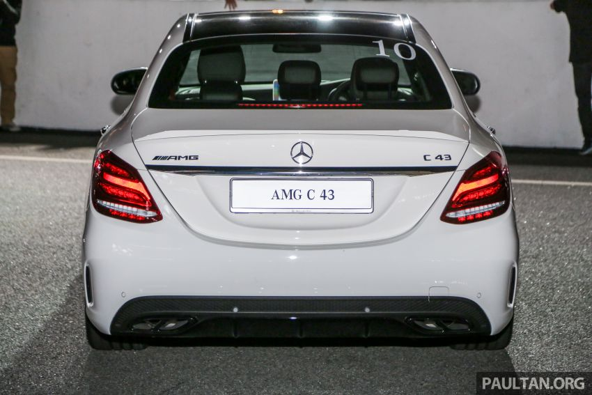 Mercedes-AMG C43 Sedan and GLC43 CKD now in M'sia – from RM409k and RM469k; up to RM91k less Image #811520