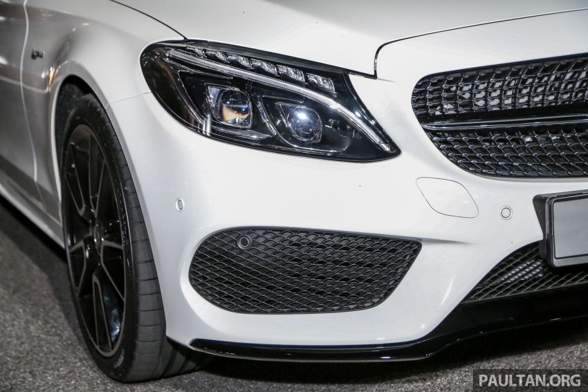 Mercedes-AMG C43 Sedan and GLC43 CKD now in M'sia – from RM409k and RM469k; up to RM91k less Image #811522