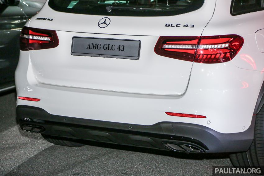 Mercedes-AMG C43 Sedan and GLC43 CKD now in M'sia – from RM409k and RM469k; up to RM91k less Image #811552