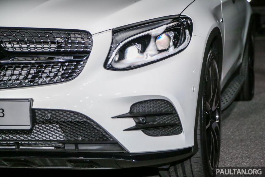 Mercedes-AMG C43 Sedan and GLC43 CKD now in M'sia – from RM409k and RM469k; up to RM91k less Image #811545